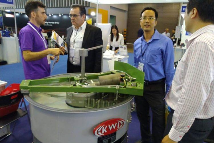 Thiết bị keo tụ tạo bông, lắng & lọc dựa trên công nghệ MDAF của hãng KWI