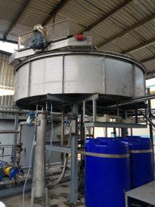Supercell xử lý nước thải giấy