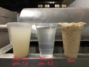 Xử lý nước thải thủy sản Minh Phú